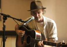 Fran Healy session: Anything